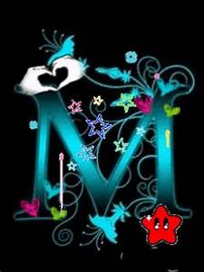 M Letter Love Wallpaper | www.pixshark.com - Images ...