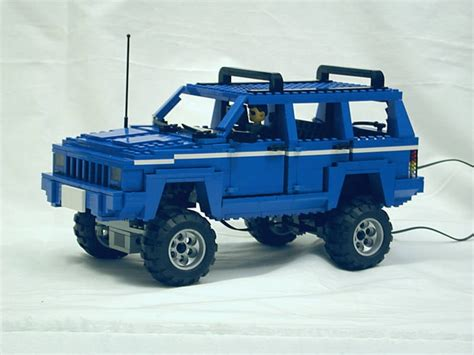 18 Best Images About Lego Jeeps On Pinterest