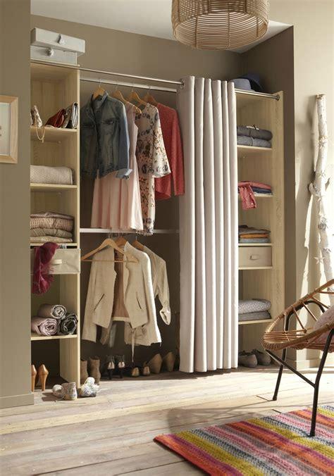 rideaux pour placard de chambre dressing avec rideaux photo 7 12 pour ceux qui