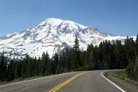 Road To Paradise Mt Rainier | Visit Rainier