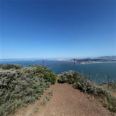 hawk hill marin headlands san francisco bay