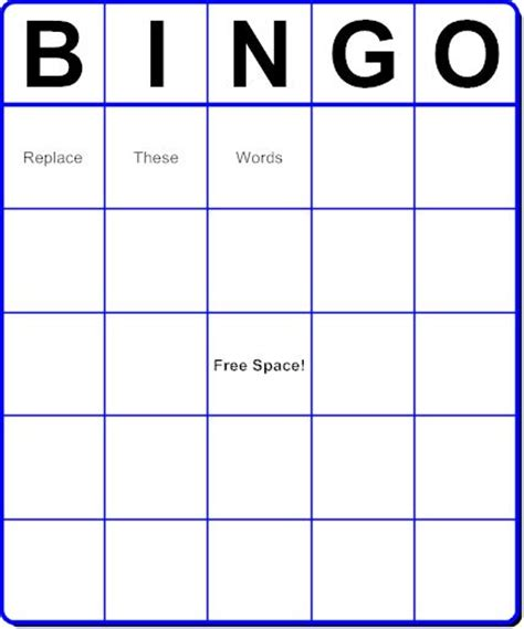 Make Your Own Bingo Cards  Jamberry Pinterest