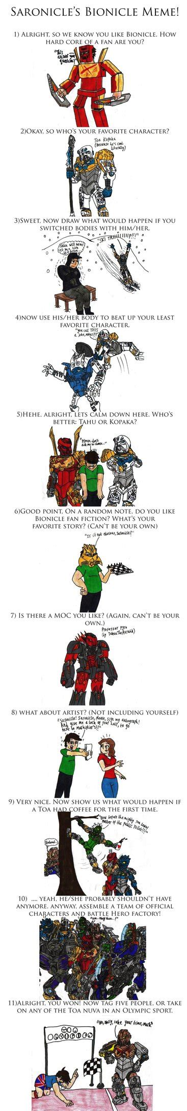 Bionicle Memes Bionicle Meme By Saronicle By Krytenmarkgen 0 On Deviantart