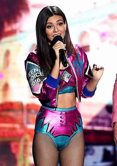 Justice Victoria Teen Choice Awards Hair Victorious