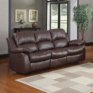 Best leather recliner sofa reviews best leather recliner for Sectional sofas with recliners reviews