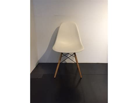 Sedie Charles Eames Sedia Vitra Modello Dsw Design Eames 1950 Versione Legno