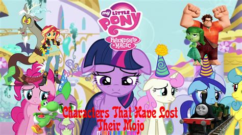 Mlp Characters The Railfan Brony Blog Top 10 Mlp Characters That Lost