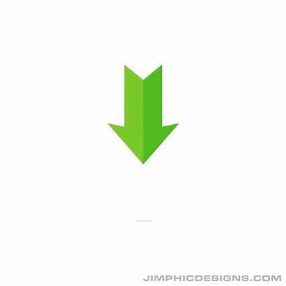 Arrow Downloads Animated