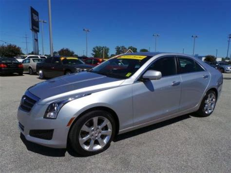 Cadillac Ats 2 0 Turbo 0 60 by Find Used 2013 Cadillac Ats 2 0l Turbo Luxury In 9265 E