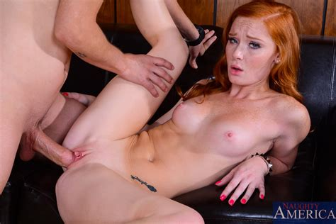 Perfect Pale White Slim Real Redhead Sex ⋆ Most Sexy Porn
