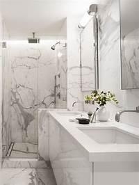 white marble bathroom White Marble Bathroom | Houzz