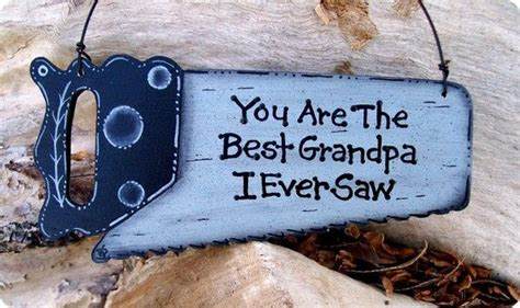 cute fathers day idea  shaped wood plaque