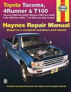 Toyota Tacoma 4runner T100 1993 2004 Haynes Service Repair