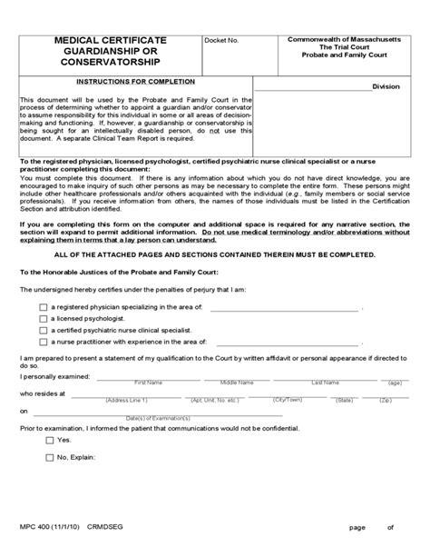 minnesota guardianship forms guardianship and conservatorship download pdf