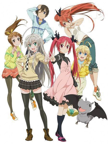 pin by ciel phantomhive on nyaruko crawling with love haiyore nyaruko san anime reviews