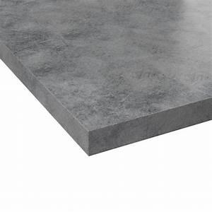 Plan De Travail De Cuisine : plan de travail on pinterest cuisine concrete counter ~ Edinachiropracticcenter.com Idées de Décoration