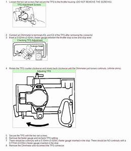 Service Manual  How To Check The Tps On A 2011 Scion Xb