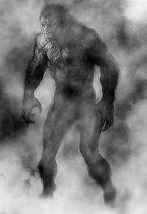 A Monster a Day, the Grey Man of Scotland