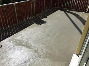 Čerstvý beton déšť