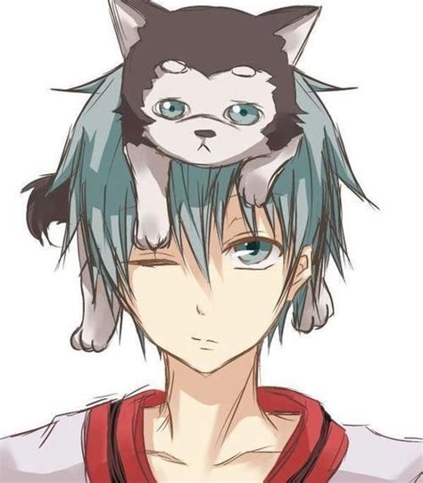 Anime Cute Boy Kuroko Image 4114672 By Derek Ye On Favim Com