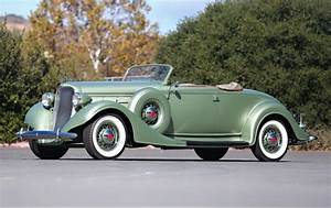 1935 Lincoln Model K Convertible Coupe