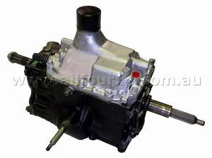 Exchange Gearbox Suitable For Landcruiser Hzj75 Diesel To 99