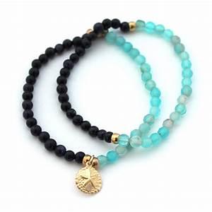 Bracelet Avec Elastique : comment faire un bracelet avec du fil lastique perles co ~ Melissatoandfro.com Idées de Décoration