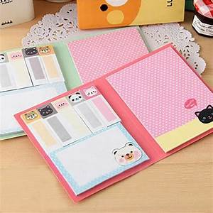 Pcs Good Quality Cartoon Cute Diary Book Notebook Notepad