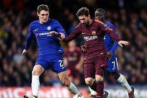 WATCH: Leo Messi scores first-ever goal against Chelsea ...