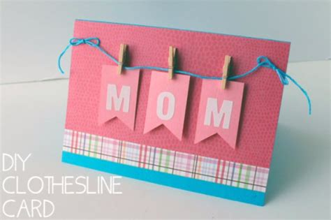 handmade mothers day cards step by step 31 diy mother s day cards