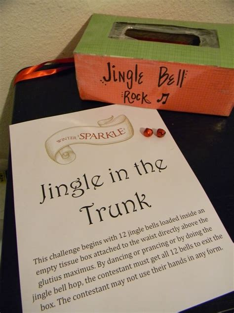 adult party games christmas pinning with mrs pennington