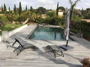 carrelage plage piscine imitation bois trendy carrelage With superb escalier exterieur leroy merlin 2 escalier exterieur quel materiau choisir