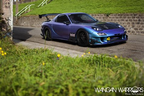 Dare to be different: Murat's Mazda RX7 FD - Wangan Warriors