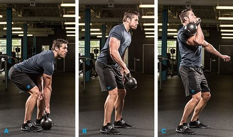 kettlebell exercises need clean