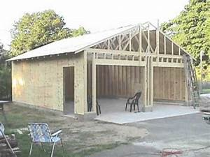building your own 2439x2439 garage and save money steps With cheapest garage to build