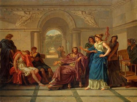 the odyssey from mythology legends and myths