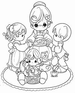 U70ba U5b69 U5b50 U5011 U7684 U8457 U8272 U9801  Grandma U2013 Precious Moments Coloring Pages