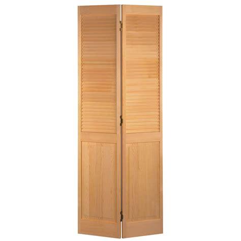Pine Closet by Shop Reliabilt No Frame Louver Panel Solid No Skin