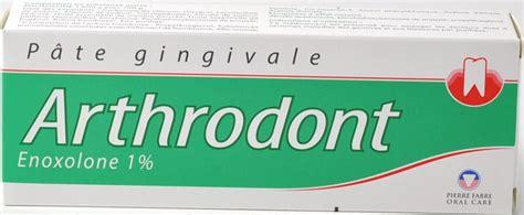 arthrodont p 226 te gingivale 80g