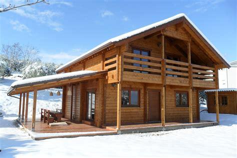 casa in legno in legno prefabbricate ecologiche in
