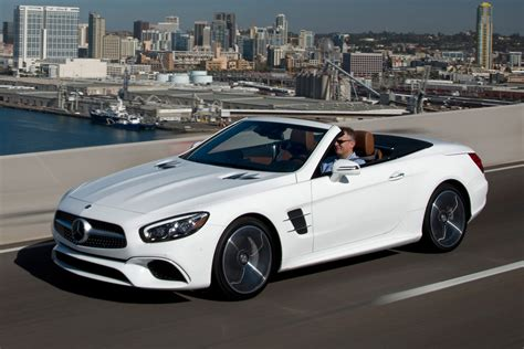 Mercedes Sl 400 2016 Review  Auto Express