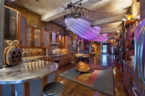 Crazy Steampunk Apartment in New York City «TwistedSifter