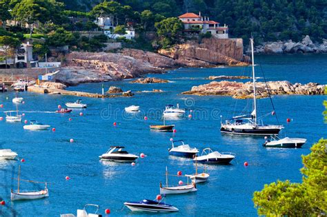 Costa Brava Stock Image Water Vacation Still
