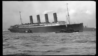 the centennial of the loss of the lusitania vita brevis