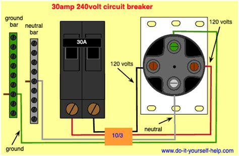 circuit breaker wiring diagrams do it yourself help