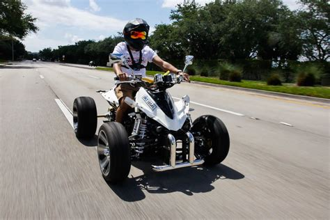 Yes, You Can Make Your Atv Street Legal. Here's Ours
