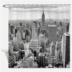 new york city shower curtains new york city fabric