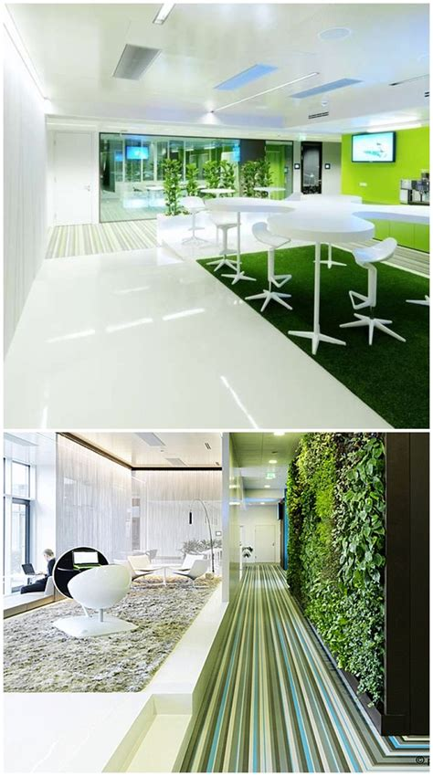 green office interior design 1000 ideas about green office on offices