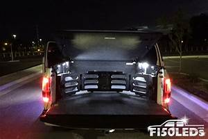 2015 - 2020 Integrated F150 Bed Cargo Area Premium Led Lights