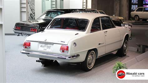 1966 Isuzu Bellett 1600gt Coupe (pr90)
